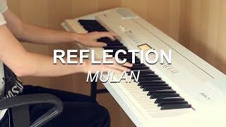 """Reflection (Disney's Mulan)"" - Piano cover by Joel Sandberg + Free Download Link"