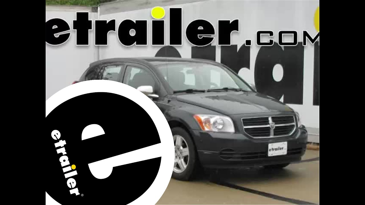 maxresdefault installation of a trailer wiring harness on a 2008 dodge caliber  at panicattacktreatment.co
