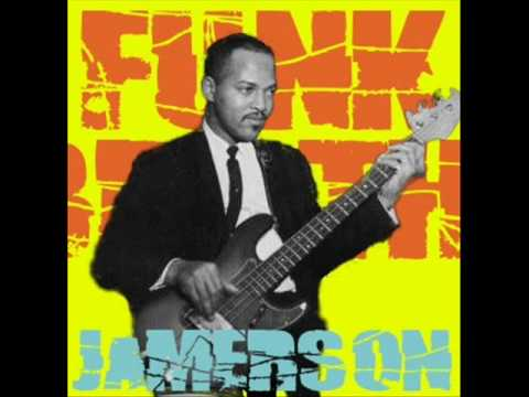 James Jamerson & The Funk Brothers - FEVER IN THE FUNKHOUSE