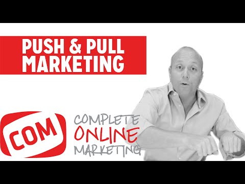 Push & Pull Marketing - Quick Wins with COM Ep 04