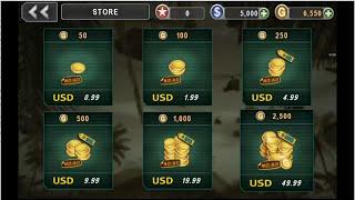 gunship battle cheat : unlimited gold and dollar
