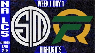 Video TSM vs FLY Highlights | NA LCS Summer 2018 Week 1 Day 2 | Team Solomid vs FlyQuest download MP3, 3GP, MP4, WEBM, AVI, FLV Agustus 2018