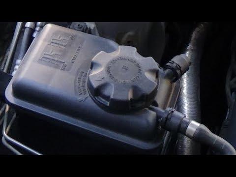 BMW E60 5 SERIES КАК ПОМЕНЯТЬ АНТИФРИЗ ИЛИ КАКОЙ АНТИФРИЗ ЗАЛИВАТЬ.