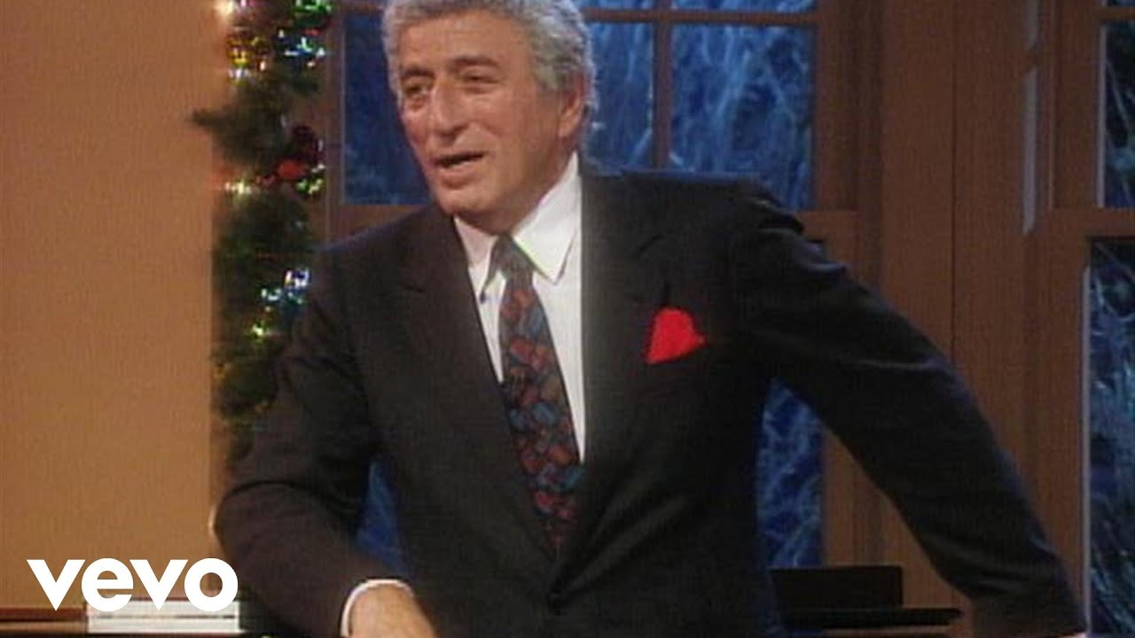 tony bennett ill be home for christmas from a family christmas