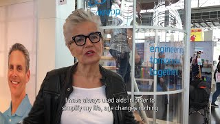 German author, influencer and thyssenkrupp home solutions brand ambassador, greta silver joined us at our rehacare 2019 booth for a q&a session. see what sta...