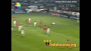 14 01 2004 Efes Pilsen Cup Групповой турнир 1 тур Галатасарай Стамбул Турция Спартак Москва