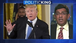 Dinesh D'Souza: Democratic left are the 'real' fascists in the US -- not Trump