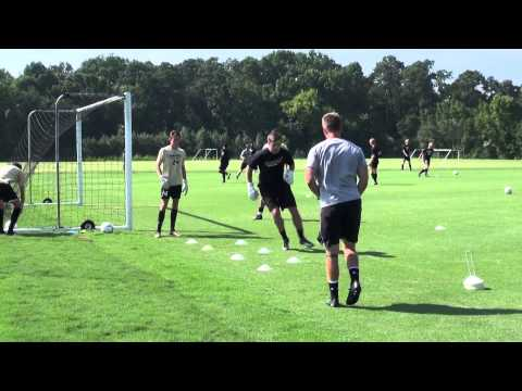 Campbell Men's Soccer - UNCG Preview