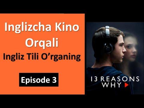 Episode 3: Ingliz tilini kino orqali tez va oson o'rganing//Инглиз тилини кино оркали тез урганинг