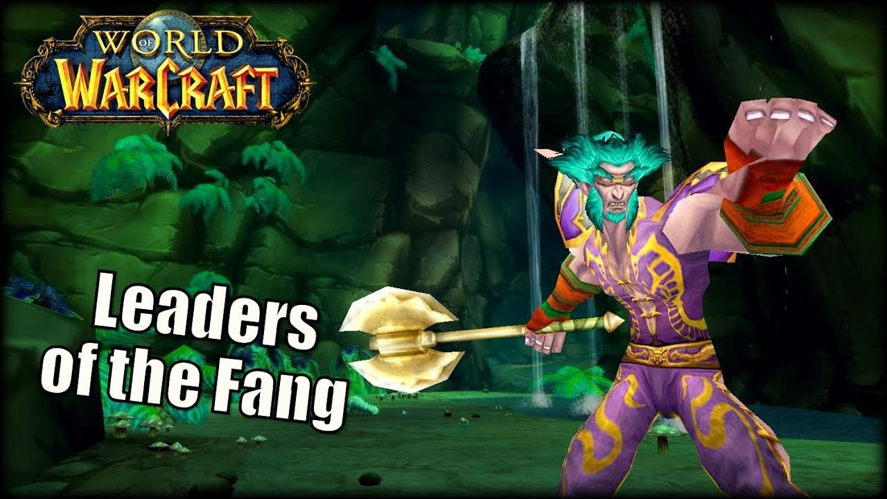 Leaders Of The Fang
