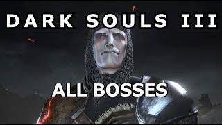 Dark Souls 3 - All Bosses from Easiest to Hardest (SL 1)