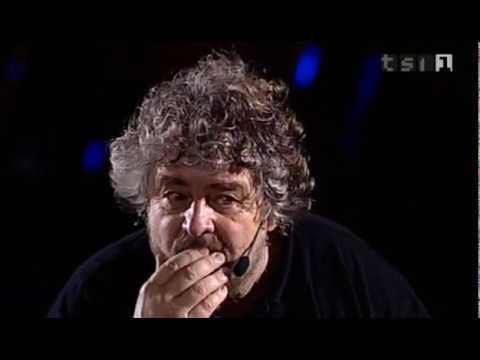 Beppe Grillo spettacolo tv svizzera 2005   1p By Zu