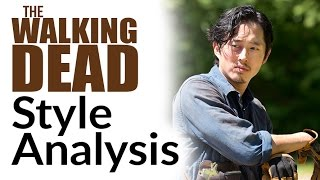 Fashion - Walking Dead Style Analysis | Glen Rhee | Celebrity Fashion Series | Steven Yeun | Ashley Weston