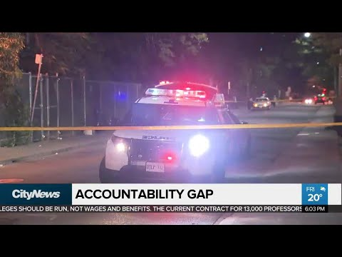 Video: The SIU doesn't track how many times police don't notify them about incidents