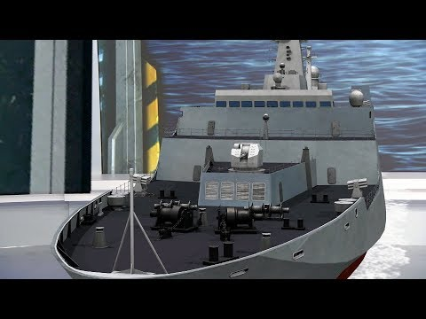 Meet China's amphibious transport dock, the Type 071