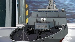 Meet China's amphibious transport dock, the Type 071
