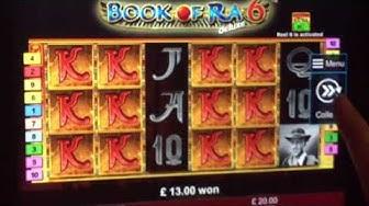 🚨BOOK OF RA 6 DELUXE BONUS 🚨 slot win ( iPad action )
