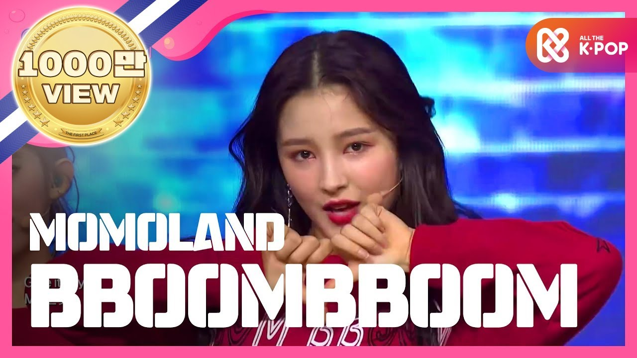 Download [Show Champion] 모모랜드 - 뿜뿜 (MOMOLAND - Bboom Bboom) l EP.256