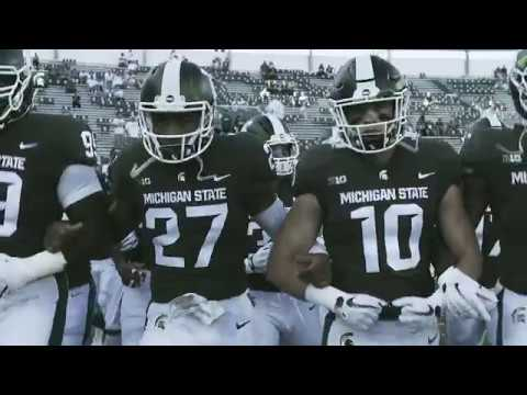 #11 Michigan State vs. Utah State Cinematic Recap