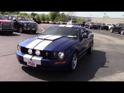 Mustang GT Premium Marshal Mize Ford Chattanooga Ford - Chattanooga ford dealers