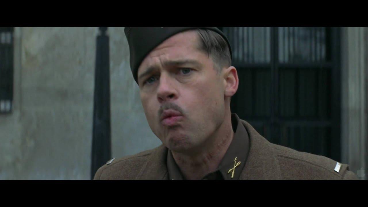 Inglourious Basterds (2009) - Trailer [HD] - YouTube