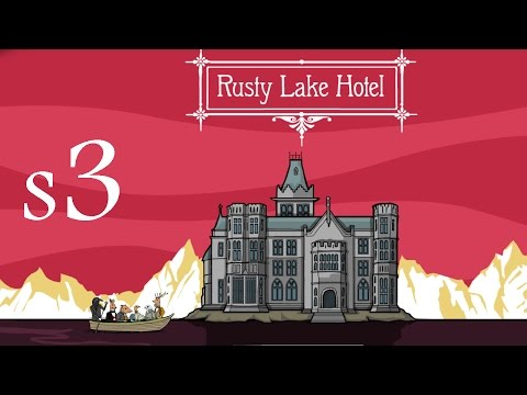 Rusty Lake Hotel S3 - Show-Stopping Pheasant and an Unappetizing Boar