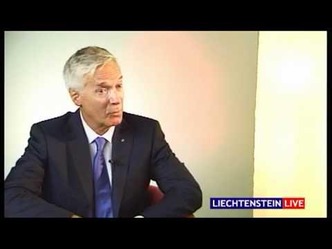 Liechtenstein LIVE mit Rektor Klaus Näscher
