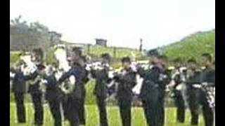 The Band of The Brigade of Gurkhas at Dover Castle - Part 3