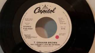 T. Graham Brown - She Couldn