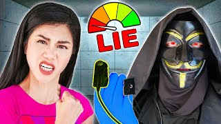 TRUTH or FACE REVEAL! Surprising Cloaker with Lie Detector Test vs Unmasking in Extreme Challenge!
