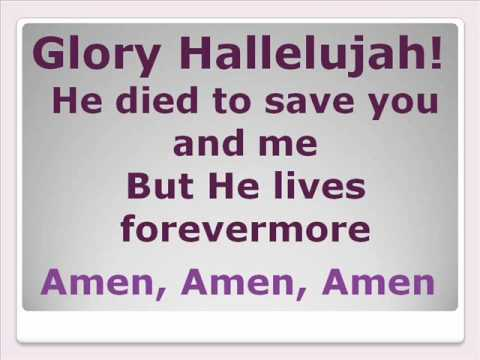 "Praise and Worship Music – ""Amen"" with Lyrics [Larnell Harris]"