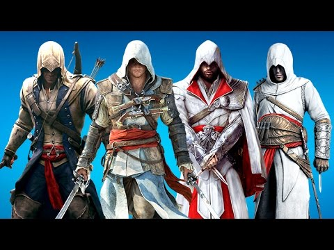 Assassin's Creed Unity Assassin Reunion & Co OP Fun with Subscribers