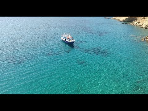 A trip in Naxos and Koufonisi islands - Navigator imperial cruises