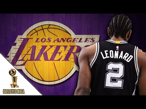 """Trade Rumors: Lakers Will """"Go Hard"""" To Complete A Trade For Kawhi Leonard This Offseason!!!"""