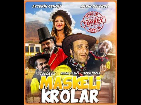 Maskeli Krolar  - 2018 ( Yeni )