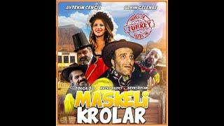 Maskeli Krolar  - Komedi filmi Full izle 2018 ( Yeni )