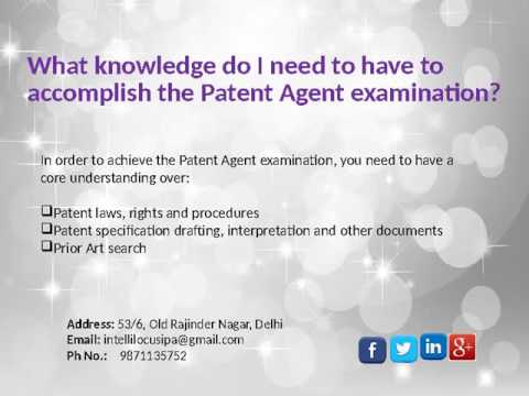 Why Patent Agent Exam is important to make your career in Patent?
