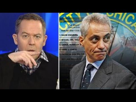 Gutfeld: Rahm Emanuel's Chicago is hardly a sanctuary