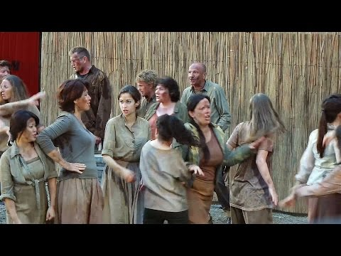 LONDONArt TV - Open Air Opera in Gars, Austria