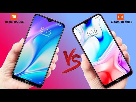 Xiaomi Redmi 8A Dual VS Xiaomi Redmi 8 - Which is Better!!