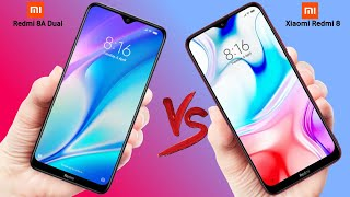 Xiaomi Redmi 8A Dual VS Xiaomi Redmi 8 - Which is Better!!