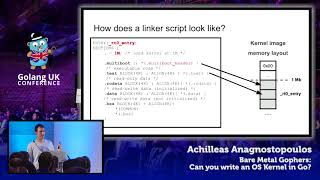 Golang UK Conference 2017 | Achilleas Anagnostopoulos - Can you write an OS Kernel in Go?