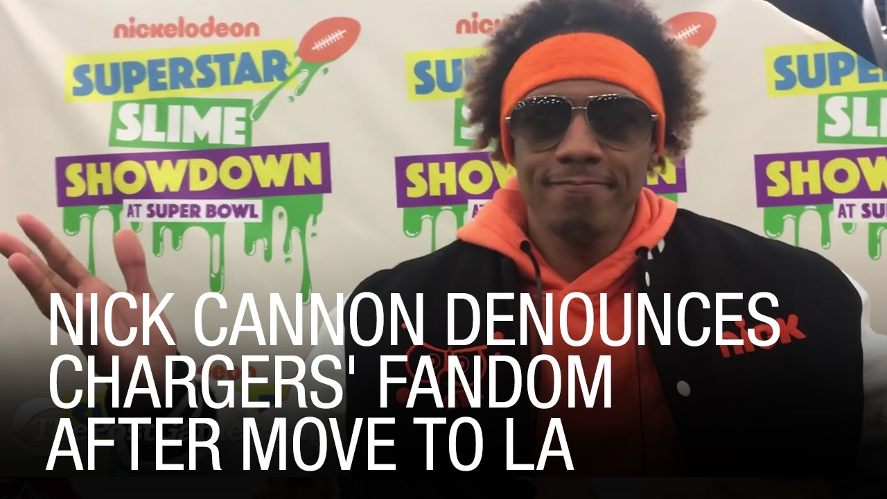 Nick Cannon Denounces Chargers Fandom After Move To La Youtube