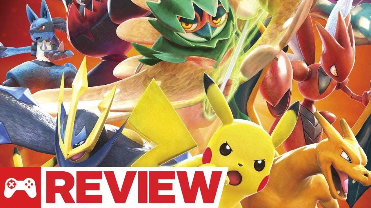 Pokkén Tournament DX Review - Review - Nintendo World Report