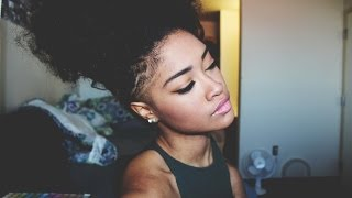 One of Bri Hall's most viewed videos: Natural Makeup Tutorial