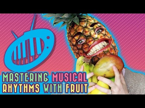 Mastering Musical Rhythms with Fruit