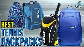 8 Best Tennis Backpacks 2017