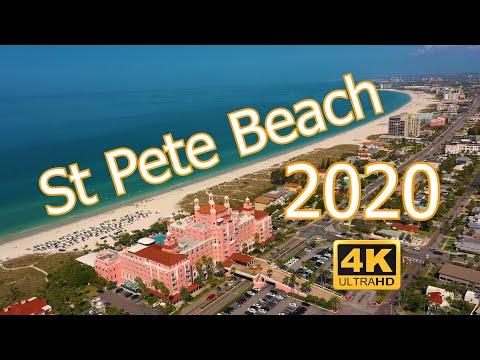 ST PETE BEACH 2020 - Fort DeSoto, Pass-a-Grille, & Treasure Island