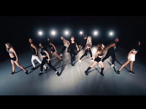WilldaBeast All Day Group Tutorial x Rexona Dance Studio - Now United