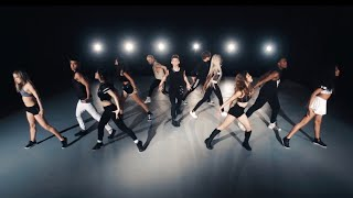 WilldaBeast All Day Group Tutorial x Rexona Dance Studio - Now United